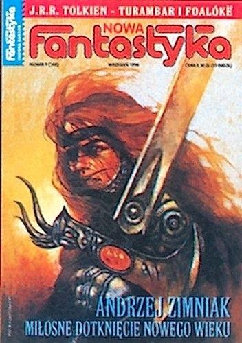 Okładka książki Nowa Fantastyka 168 (9/1996)