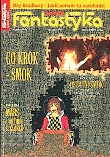 Okładka książki Nowa Fantastyka 171 (12/1996)