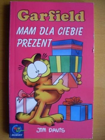 Okładka książki Mam dla Ciebie prezent