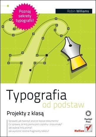Okładka książki Typografia od podstaw