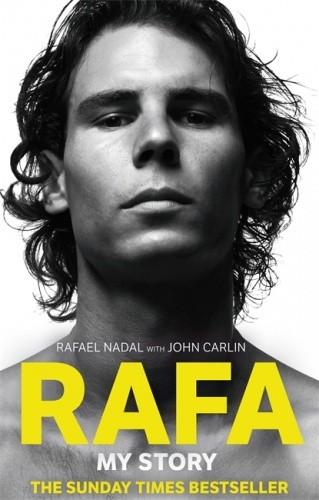 Okładka książki Rafa. My Story