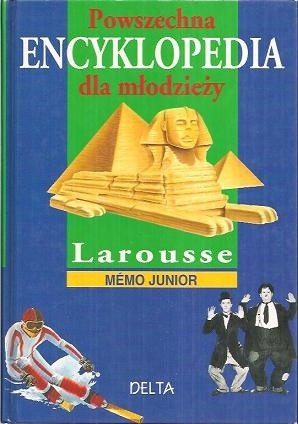 Okładka książki Powszechna encyklopedia dla młodzieży