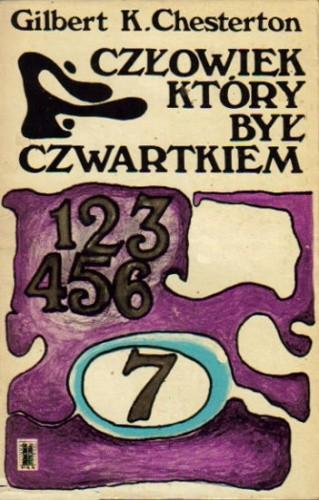Okładka książki Człowiek, który był Czwartkiem. Koszmar