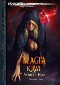 Okładka książki Magia krwi