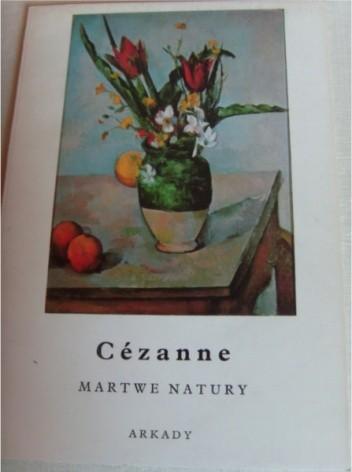Okładka książki Martwe natury. Cezanne