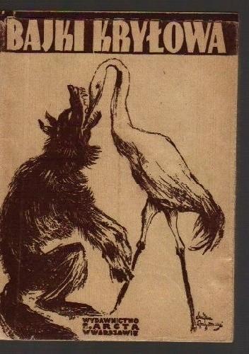 Okładka książki Bajki Kryłowa