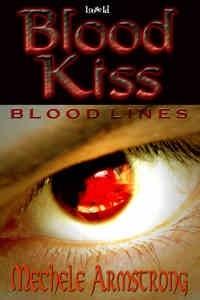 Okładka książki Blood Kiss