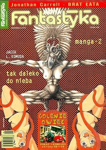 Okładka książki Nowa Fantastyka 177 (6/1997)