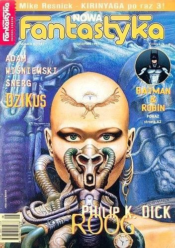 Okładka książki Nowa Fantastyka 179 (8/1997)