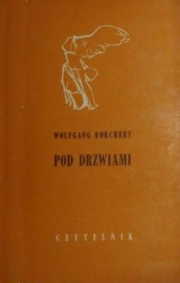 Okładka książki Pod drzwiami