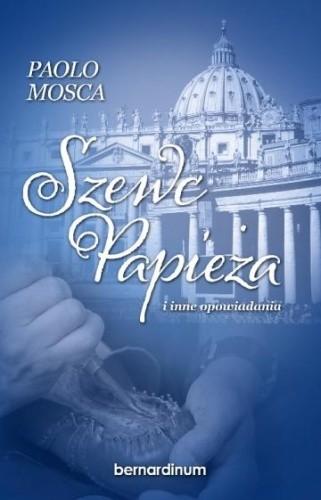 Okładka książki Szewc papieża i inne opowiadania