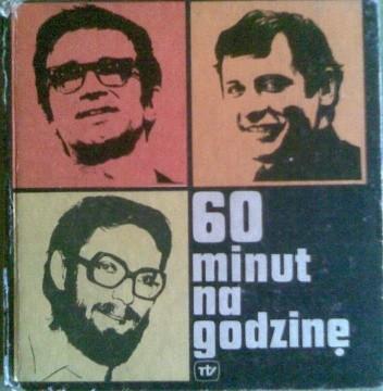 Okładka książki 60 minut na godzinę