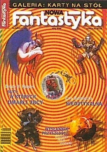 Okładka książki Nowa Fantastyka 188 (5/1998)
