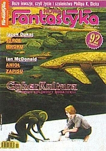 Okładka książki Nowa Fantastyka 194 (11/1998)