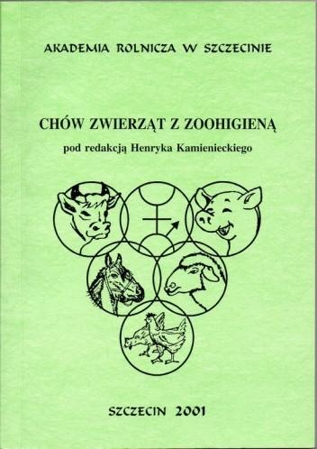 Okładka książki Chów zwierząt z zoohigieną