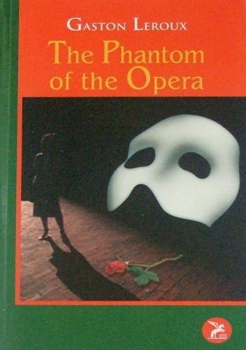 Okładka książki The Phantom of the Opera