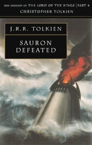 Okładka książki Sauron Defeated