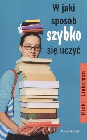 Okładka książki W jaki sposób szybko się uczyć