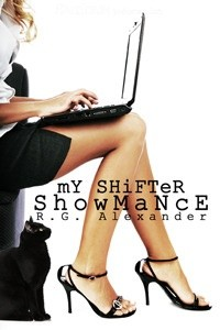 Okładka książki My Shifter Showmance