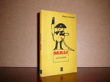 Okładka książki Mali nadludzie