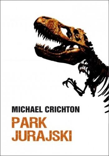 Okładka książki Park Jurajski