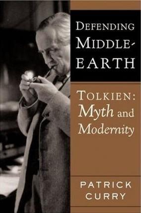 Okładka książki Defending Middle-Earth: Tolkien, Myth and Modernity