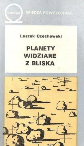 Okładka książki Planety widziane z bliska