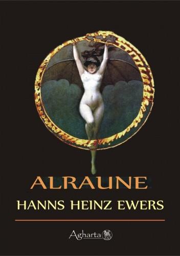 Okładka książki Alraune