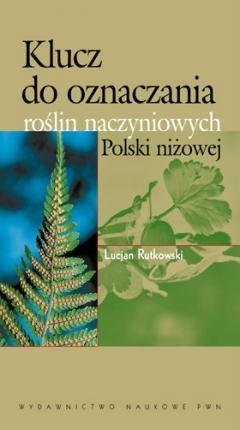 Okładka książki Klucz do oznaczania roślin naczyniowych Polski niżowej