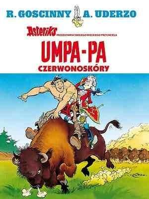 Okładka książki Umpa-Pa Czerwonoskóry
