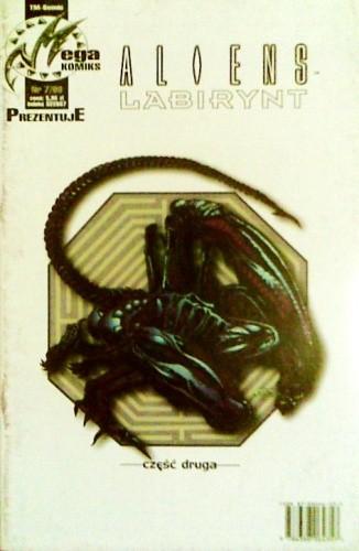 Okładka książki Aliens: Labirynt część 2