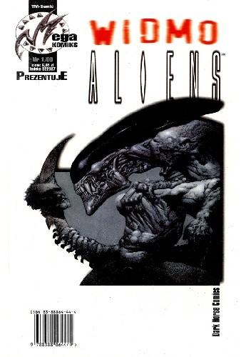 Okładka książki Aliens: Widmo