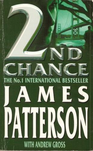 Okładka książki 2nd chance