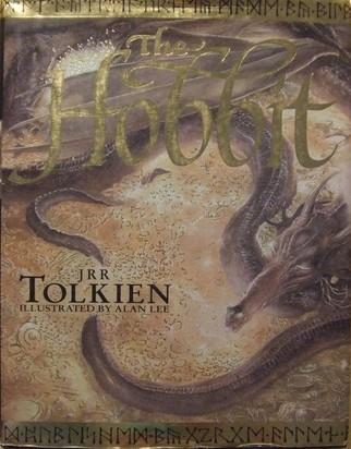 Okładka książki The Hobbit