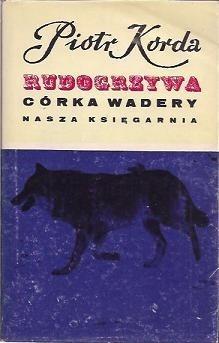 Okładka książki Rudogrzywa, córka Wadery