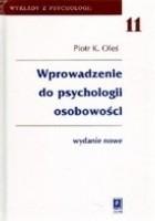Wprowadzenie do psychologii osobowości