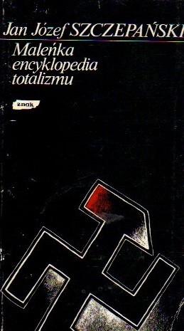 Okładka książki Maleńka encyklopedia totalizmu