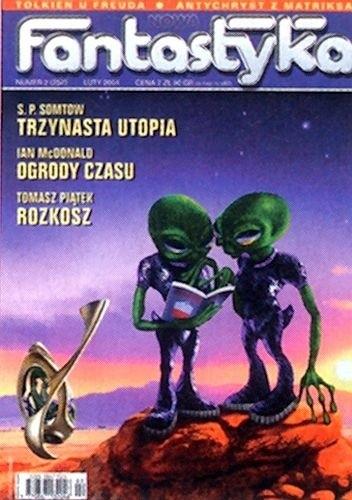 Okładka książki Nowa Fantastyka 257 (2/2004)