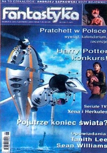 Okładka książki Nowa Fantastyka 261 (6/2004)