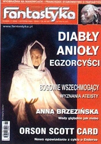 Okładka książki Nowa Fantastyka 266 (11/2004)