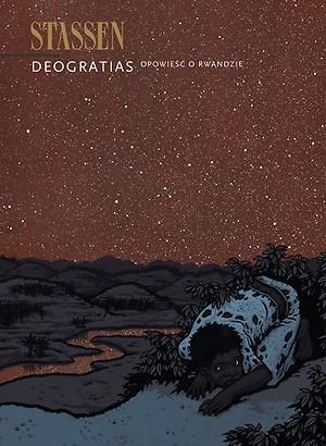 Okładka książki Deogratias
