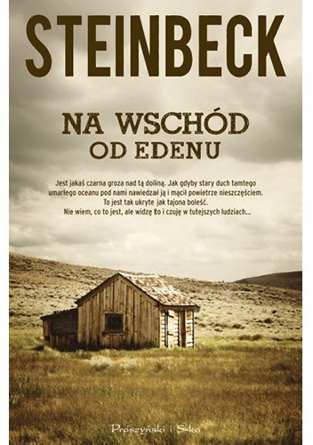 Okładka książki Na wschód od Edenu