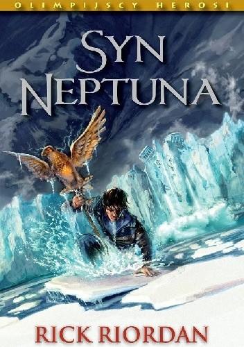 Okładka książki Syn Neptuna