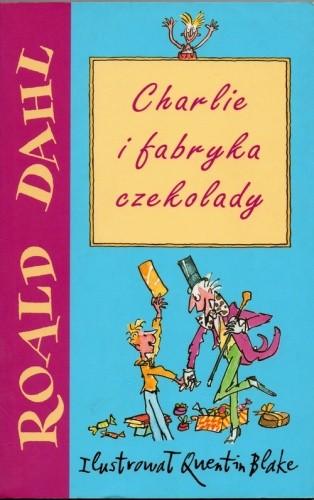 Okładka książki Charlie i fabryka czekolady