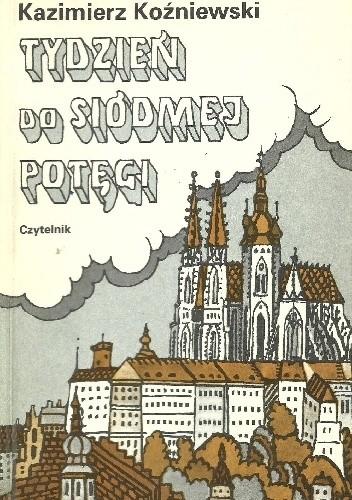 Okładka książki Tydzień do siódmej potęgi
