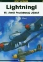 Lightningi 15. Armii Powietrznej USAAF