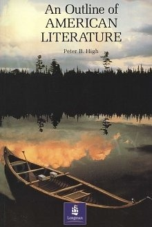 Okładka książki An Outline of American Literature