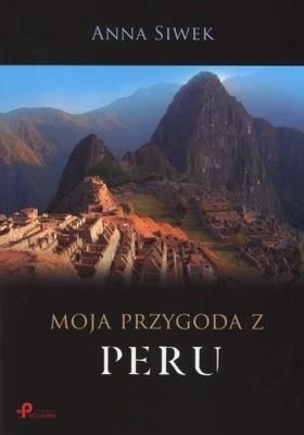 Okładka książki Moja przygoda z Peru