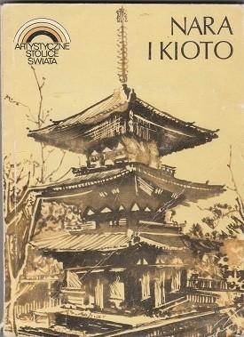 Okładka książki Nara i Kioto