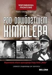 Okładka książki Pod dowództwem Himmlera